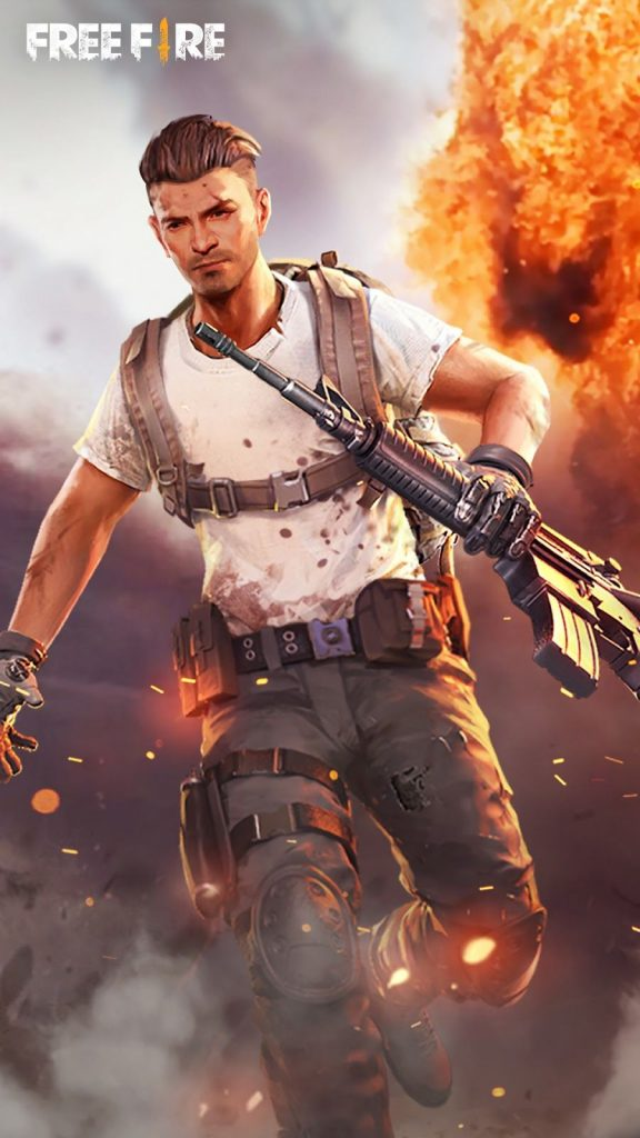 booyahcoid wallpaper free fire1