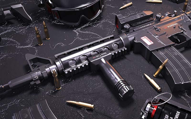 Mengenal Item Pelengkap Senjata Di Free Fire Beserta Fungsinya