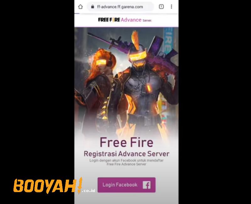 Tutorial Daftar Dan Download Free Fire Advance Server Mei 2020