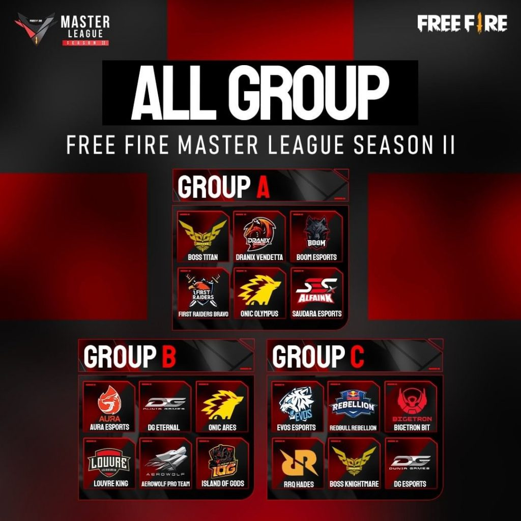 ffml season ii group