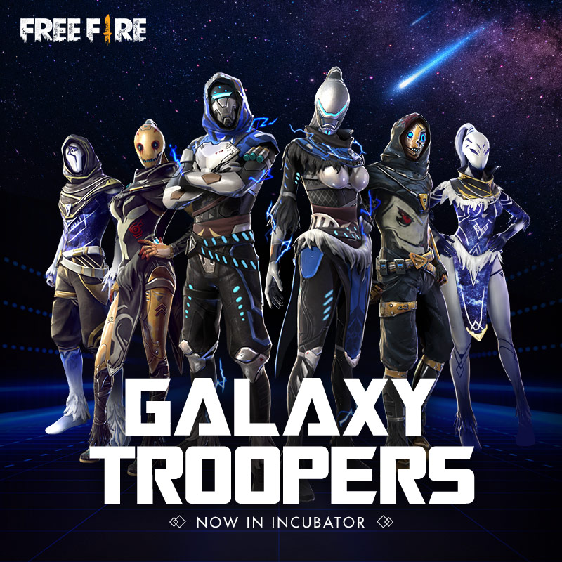 galaxy trooper banner
