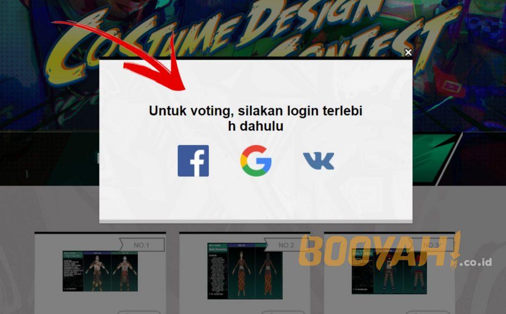 voting step2