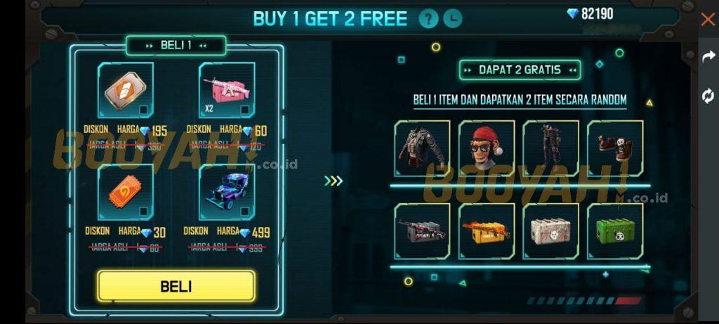 buy1 get2 free