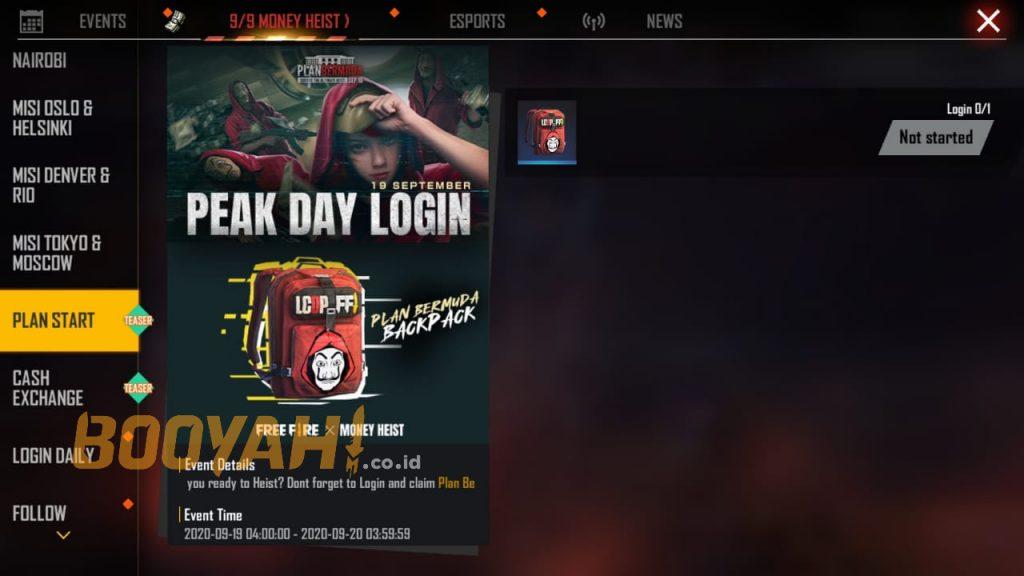 peakday login ff lcdp