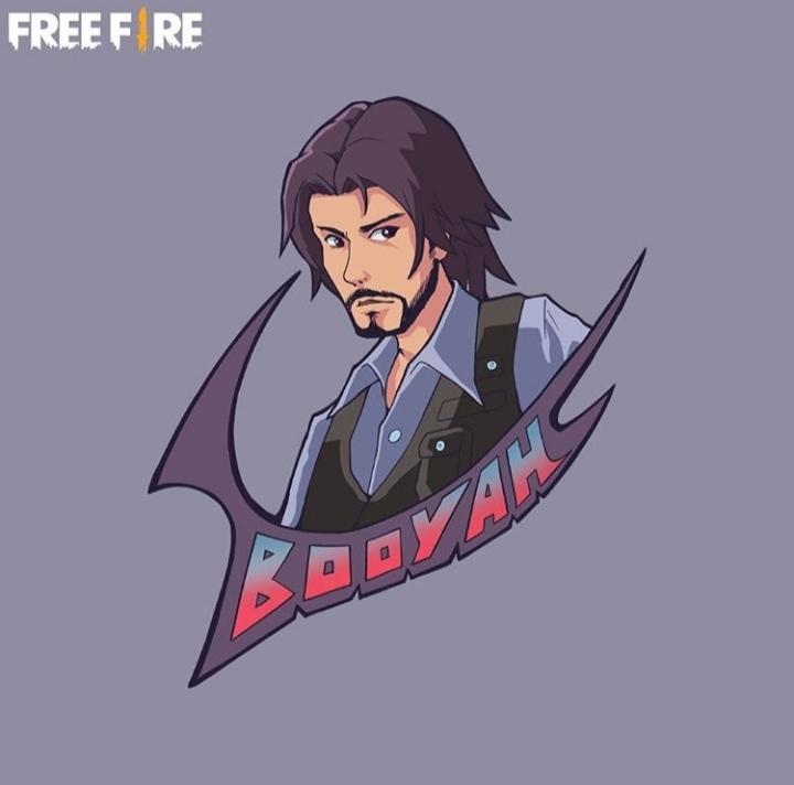 Ini Jadinya Jika Karakter Free Fire Ff Digambar Menjadi Anime Lucu