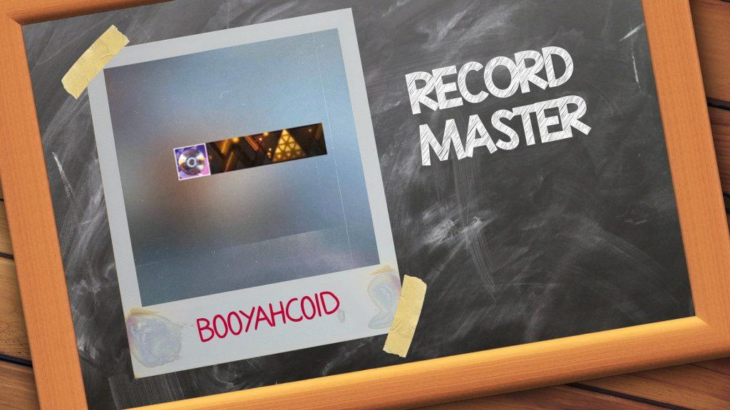 RECORD MASTER min