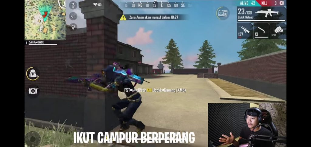 Budi 01 Gaming Youtube Surabaya
