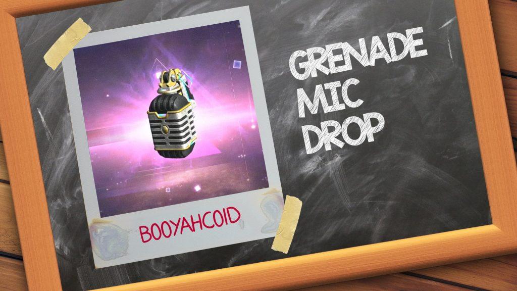 grenade mic drop min