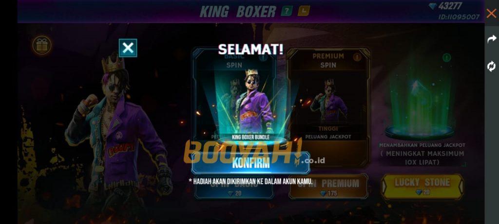 king boxer ff 7