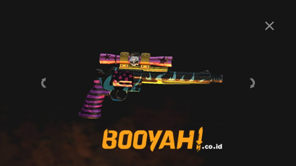 Alphinee Firebrand M500 Party Animal 1