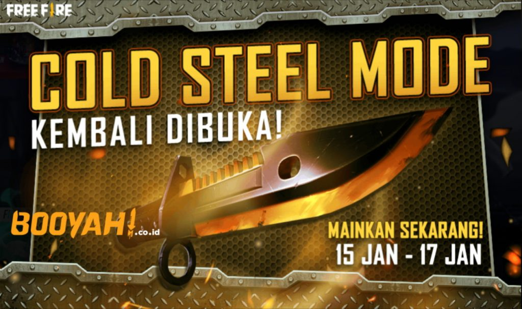 Alphinee Firebrand Mode Cold Steel 1