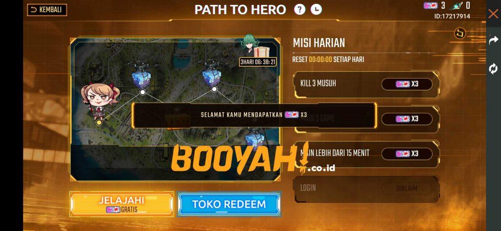 PATH TO HERO