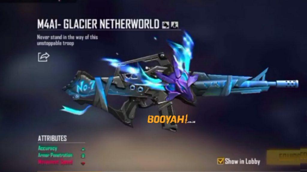Alphinee Firebrand M4A1 Netherworld 4