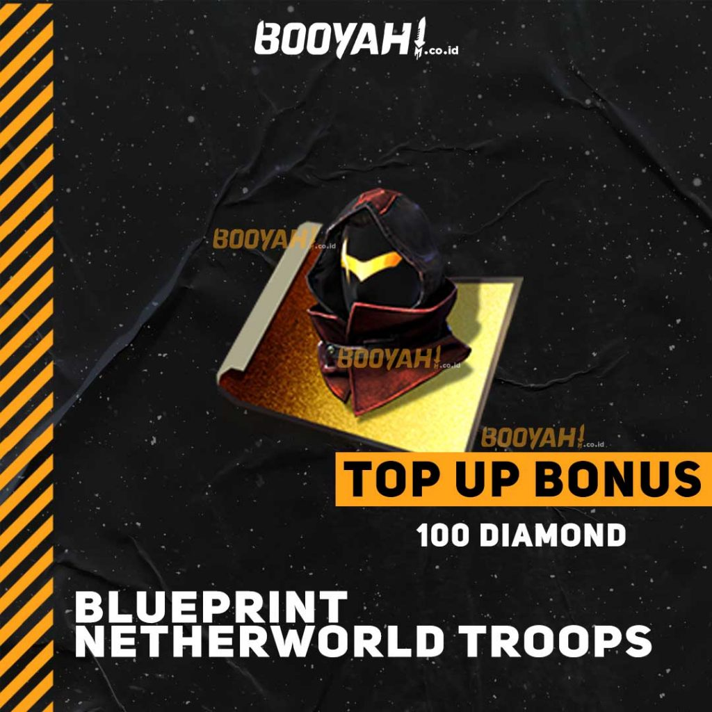 blueprint Netherworld Troops